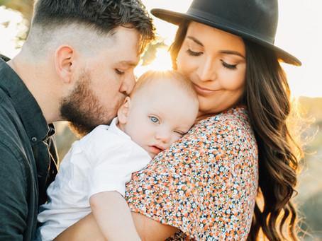Joshua Tree Family Pictures | Nevada Family Photographer
