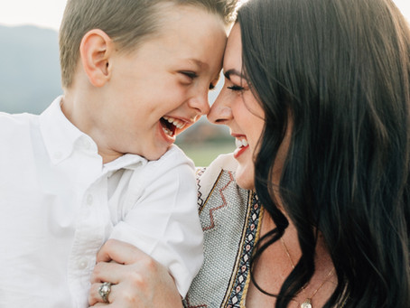 Southern Utah Family Photographer | Open Field