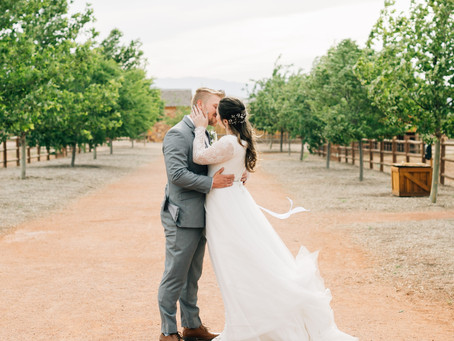 St George Wedding Photographer | Classic Barn Wedding