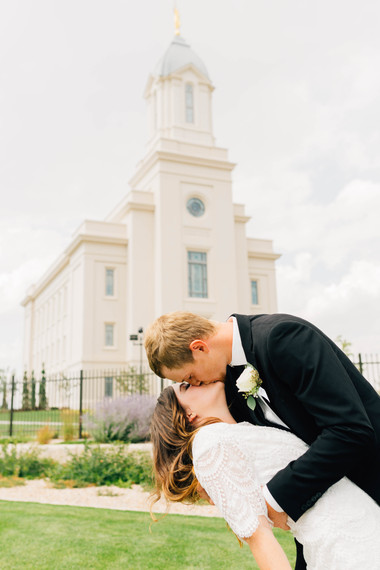 Cedar City Wedding Photographer