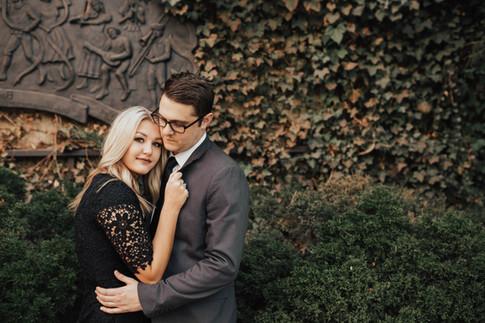 Engagement Session.   Kenzie Mae Photography   Utah Engagement Photographer   Utah Wedding Photographer