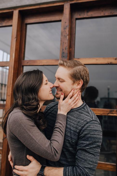 Engagement Session.   Kenzie Mae Photography   Cedar City Engagement Photographer   Cedar City Wedding Photographer