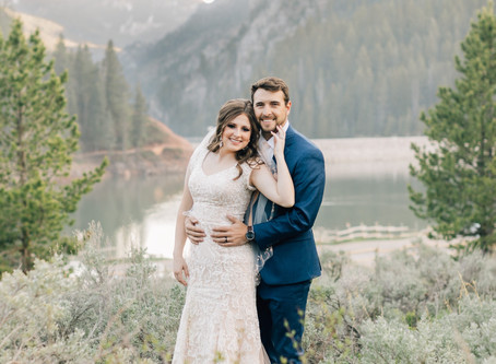 Tibble Fork Reservoir | Utah Valley Wedding Photographer | Cedar City Photographer