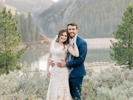 Tibble Fork Reservoir | Utah Valley Wedding Photographer | Cedar City Photographer