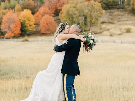 Fall Formal Session | Southern Utah Wedding Photographer | Kenna & Brady