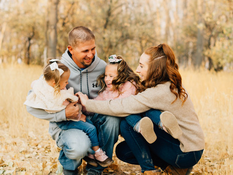 Fall on the Farm | Cedar City Family Photographer