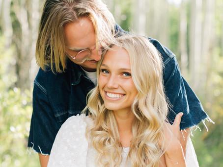 Summer Engagement Session | Utah Engagement Photographer | Brooklynn & Parker