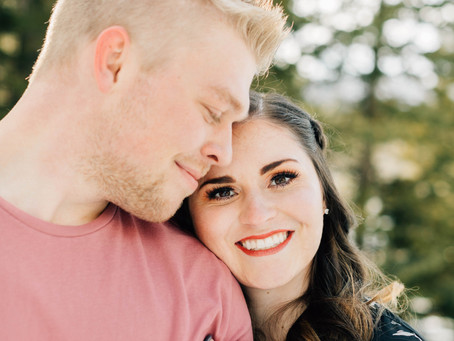 Timeless Engagement Session | Megan & Dawson