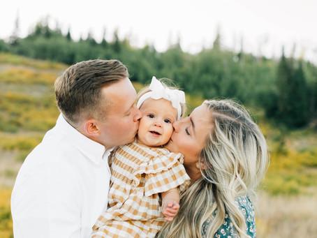 Tips for fall family photos| Hansen family