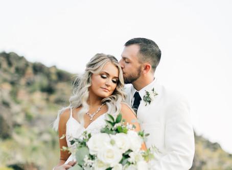 Choosing a Wedding Venue | Randi & Crae | Southern Utah Wedding Photographer