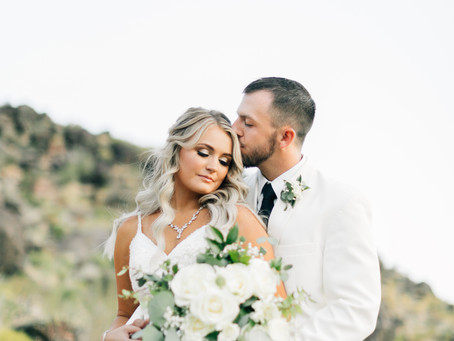 Choosing a Wedding Venue | Randi & Crae | Southern Utah Wedding Photographer