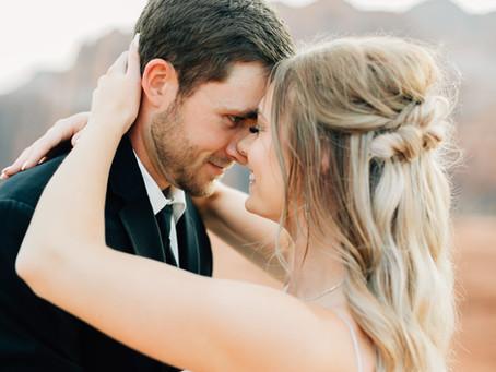 Cedar City Utah Wedding Photographer   Snow Canyon Bridals