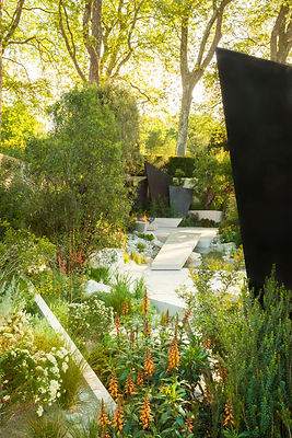 RHS Chelsea Andy Sturgeon Show Garden Telegraph