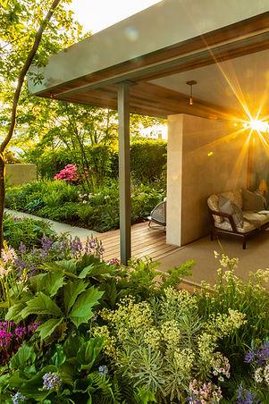 Morgan Stanley NSPCC Chris Beardshaw Chelsea Flower Show RHS