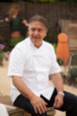 Raymond Blanc chef