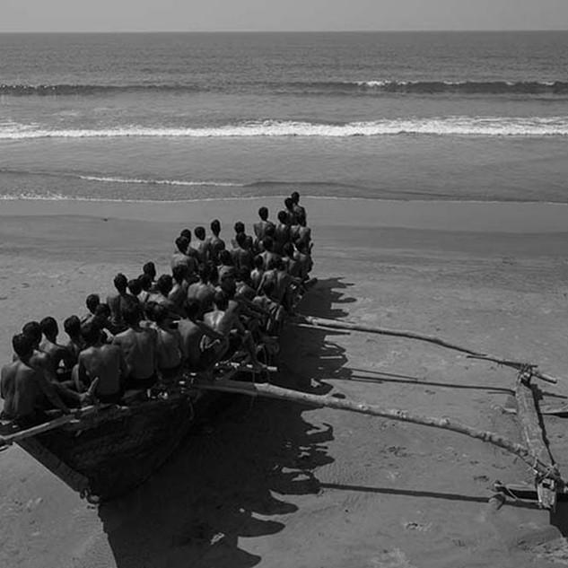 Fishermen and the ocean (2018)