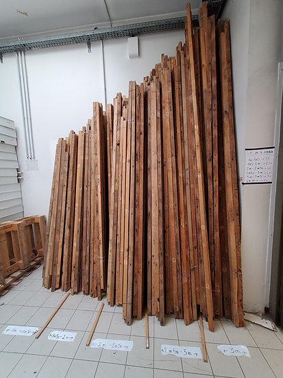 Liteaux bois