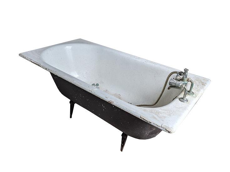 Baignoire encastrée
