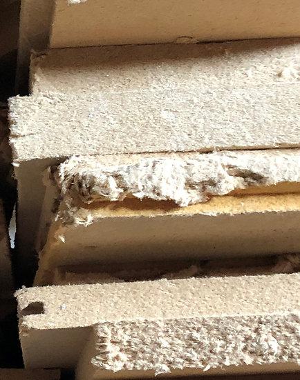 Isolant rigide fibres de bois
