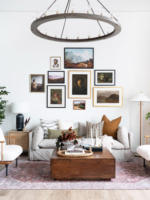 Vintage Art Collection