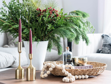 Tips to Make Your Home Merry & Bright This Holiday Season