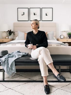 Leclair Home Main Bedroom Reveal