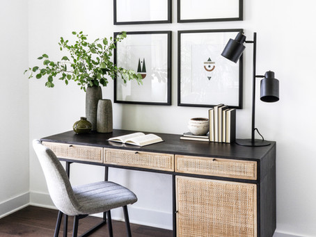 How to Create A Beautiful Home Office That Works for You