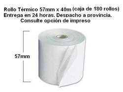 Rollo Térmico 57x40