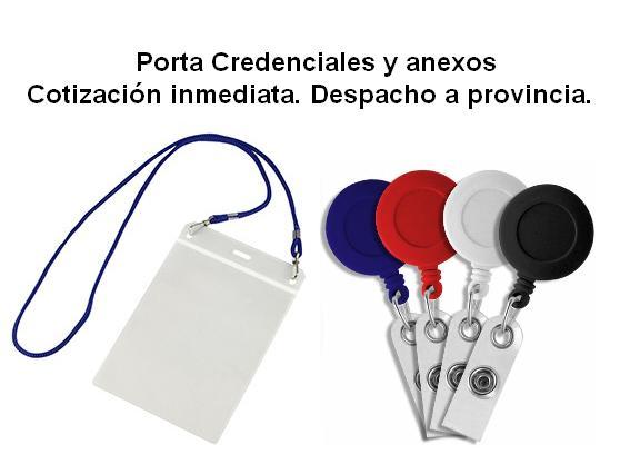 Porta Credenciales y Yo-Yo