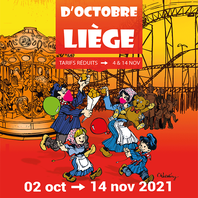 Foire de Liège 2021