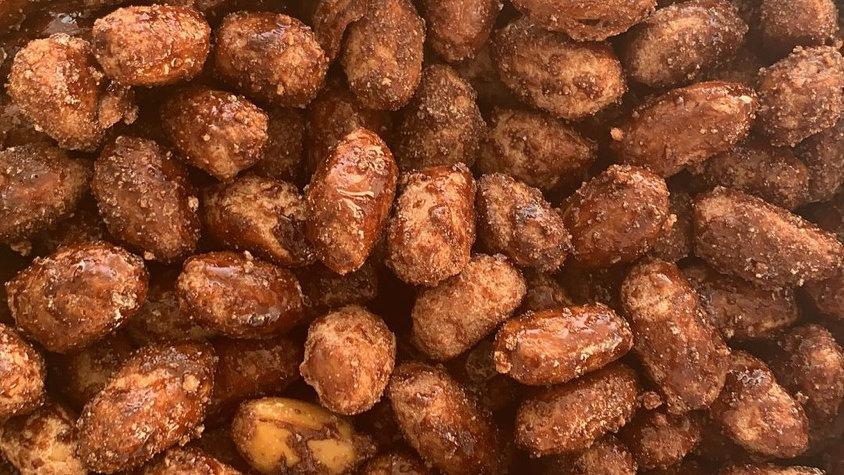Cacahuètes grillées(300gr)