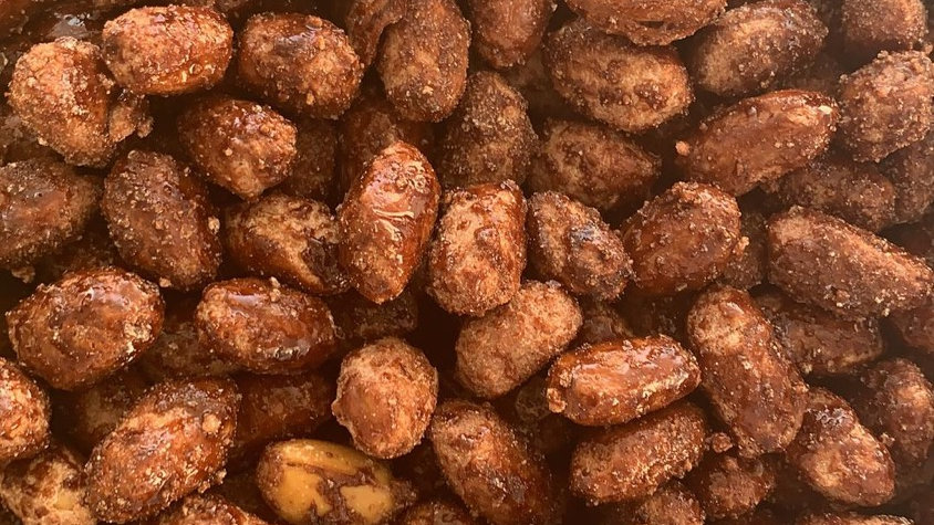 Cacahuètes grillées(150gr)