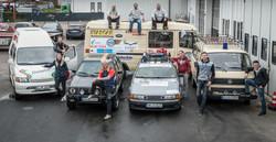 Gruppenbild schmal BSC 2016 Friends on Tour Flat Chicken RS
