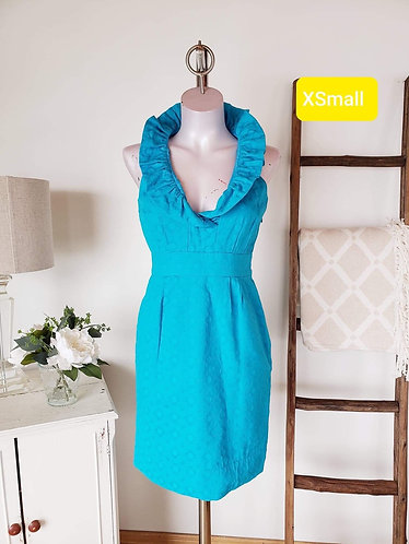 Robe bleu Just...Taylor (2) XS