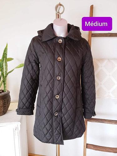 Manteau noir George M