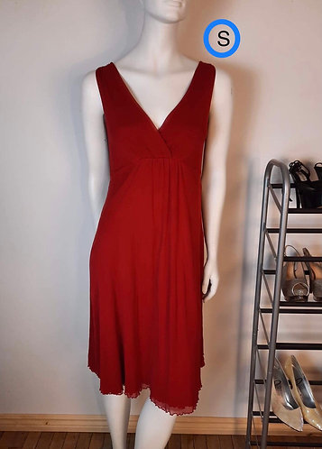 Robe rouge Thyme S