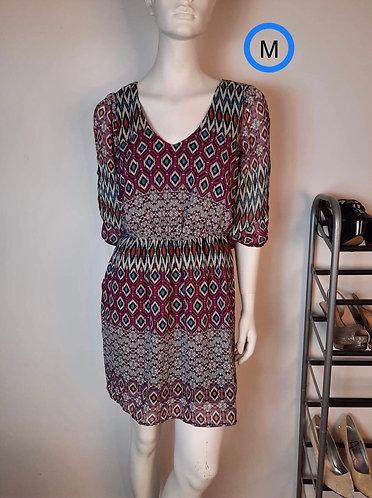Robe motif Bebop S/M