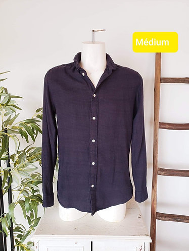 Chemise marin Selected M