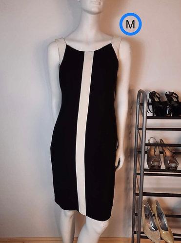 Robe noir blanc Jones New York (8) M