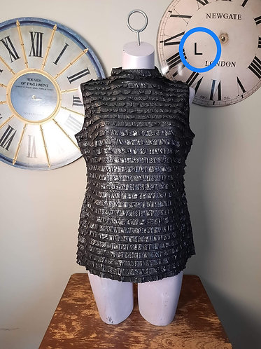 Camisole argenté Bianca Nygard (14) L