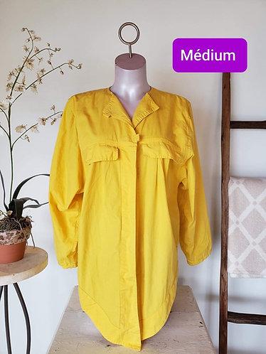 Chemise jaune Lancelotti M