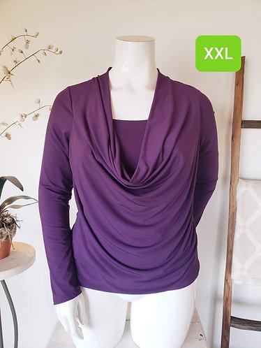 Chandail violet Reitmans XXL