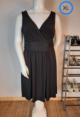 Robe noir Onyx Nite (16w) XL