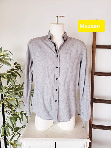 Chemise gris Saint-Patrick M