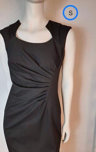 Robe noir Jessica petite (6) S