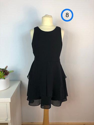 Robe noir Amy's closet 8 ans