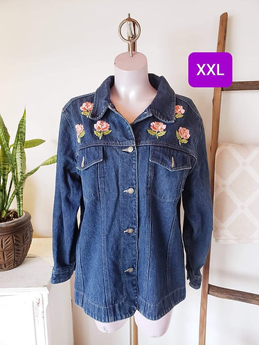 Veste jeans vintage Billblass 1X