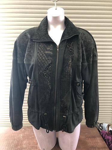 Manteau cuir souple Dimitri S