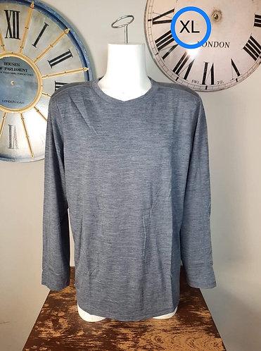 Chandail laine gris Cloudveil XL