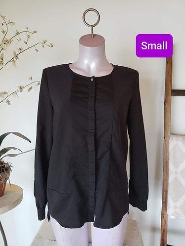 Chemise noir Unlisted S